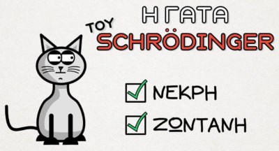 COVID-19 και η γάτα του Σρέντιγκερ (Schrödinger)